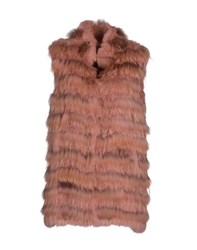 G.Sel Coats And Jackets Fur Outerwear Women