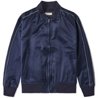 Head Porter Plus Souvenir Jacket Blue