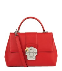 Dolce And Gabbana Bee Embellished Bag Female Red