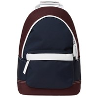 Ami Alexandre Mattiussi Nylon Backpack Multi