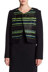 Milly Elbow Patch Jacket Multi