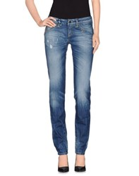 Jfour Denim Denim Trousers Women