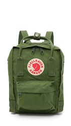 Fjall Raven Kanken Mini Backpack Leaf Green