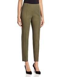 Basler Techno Ankle Pants Olive