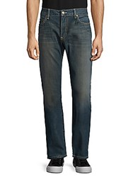 Robin's Jeans Indiana Cotton Smokey Raw