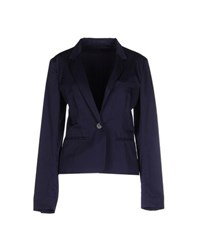 Siviglia Suits And Jackets Blazers Women Dark Blue