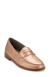G.H. Bass Women's And Co. 'Whitney' Loafer Copper Leather