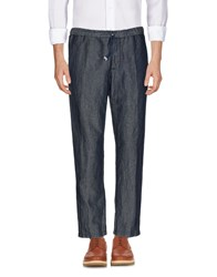 Perfection Casual Pants Blue