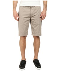 Ag Adriano Goldschmied The Griffin Relaxed Shorts In Dune Dust Dune Dust Men's Shorts Khaki