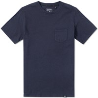 Woolrich Pocket Tee Blue