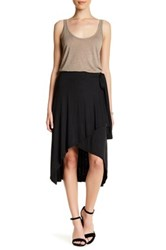 14Th And Union Ballet Wrap Skirt Petite Black