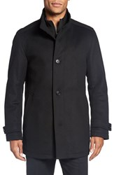 Boss Men's 'Camlow' Wool And Cashmere Car Coat