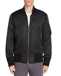 Uniform Bomber Jacket Black