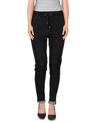 Violet Trousers Casual Trousers Women Black