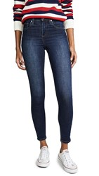 Blank Denim The Great Jones High Rise Skinny Jeans The Misfit Wash