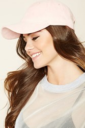 Forever 21 Faux Suede Baseball Cap