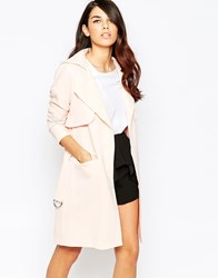 Finders Keepers Timewaster Coat Pink