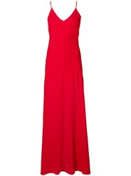 Anine Bing Sophia Dress Red