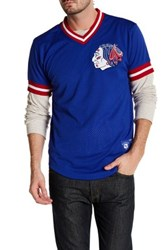 Mitchell And Ness Nhl Blackhawks Color Switch Mesh Shirt Multi
