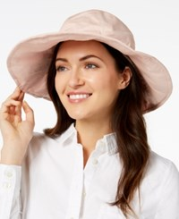 Inc International Concepts Solid Floppy Hat Created For Macy's Blush