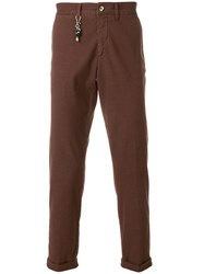 Jeckerson Chino Trousers Red