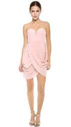 Zimmermann Draped Dress Rosewater