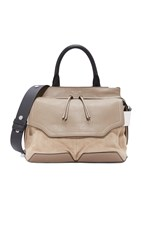 Rag And Bone Pilot Satchel Raw Umber