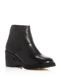 Gentle Souls Blakely High Heel Booties Black