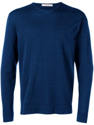 Covert Relaxed Fit Sweatshirt Blue