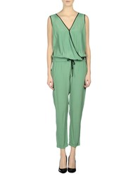 1 One Jumpsuits Green