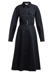 Sportmax Holiday Shirtdress Dark Blue