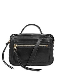 Kooba Liv Mini Camera Bag Black