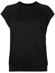 Maison Martin Margiela Mm6 Plain T Shirt Black