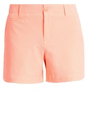 Under Armour Links Sports Shorts Playful Peach Mediterranean Coral