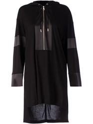 Givenchy Long Line Sweatshirt Black