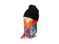 Dc Auli 15 Bandana Tropical Goods Knit Hats Red