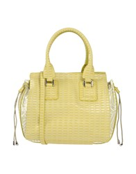 Pinko Handbags Acid Green