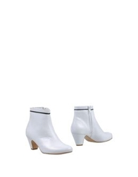 Jancovek Ankle Boots White