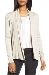 Nordstrom Women's Collection Shawl Collar Cardigan