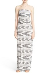 Women's Joie 'Piah' Ikat Print Maxi Dress