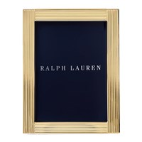 Ralph Lauren Home Luke Photo Frame Gold 5X7