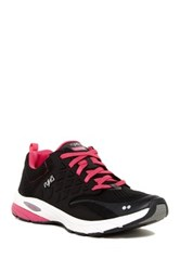 Ryka Knockout Running Sneaker Black