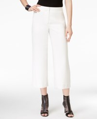 Vince Camuto Cropped Straight Leg Trousers