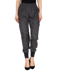 Gold Hawk Casual Pants Lead