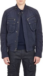 Ralph Lauren Black Label 'Club' Jacket Blue