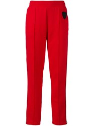 Rossignol Red Track Pants