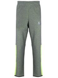 Emporio Armani Ea7 Slim Fit Sweatpants Grey