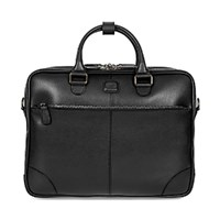 Bric's Varese Large Business Briefcase Black