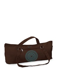 Gaiam Marakkesh Embroidered Yoga Bag