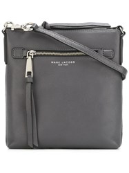 Marc Jacobs 'Recruit' Crossbody Bag Grey